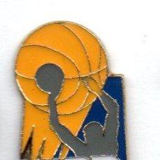 Coleccionismo deportivo: PIN-FEDERACIÓN ALEMANA DE BALONCESTO. Lote 155701138