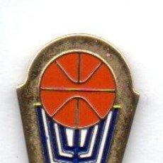 Coleccionismo deportivo: PIN-FEDERACIÓN DE ISRAEL DE BALONCESTO. Lote 155701558
