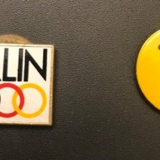 Coleccionismo deportivo: PINS BERLIN 2000 CANDIDATURA OLIMPICA OLYMPIC BID PIN. Lote 156323986