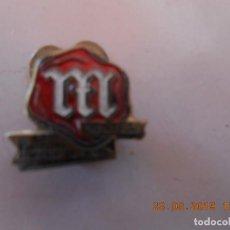 Coleccionismo deportivo: INSIGNIA ANTIGUA DE SOLAPA DE MOTOCICLISMO MONTESA. Lote 156598898