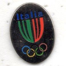 Coleccionismo deportivo: PIN-COMITE OLIMPICO DE ITALIA. Lote 156657866