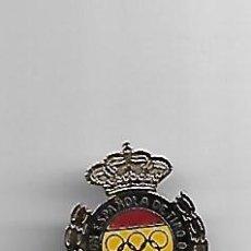 Coleccionismo deportivo: PIN FEDERACIÓN ESPAÑOLA DE TIRO OLIMPICO. Lote 157765178
