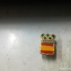 Coleccionismo deportivo: INSIGNIA JUEGOS OLIMPICOS ESPAÑA DEPORTES OLIMPIADAS PINS. Lote 167954804
