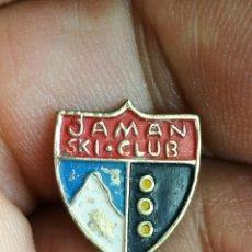 Coleccionismo deportivo: JAMAN SKI-CLUB. Lote 167959980