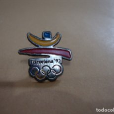 Coleccionismo deportivo: (TC-210/19) PIN OFICIAL OLIMPIADAS BARCELONA 92. Lote 170200588