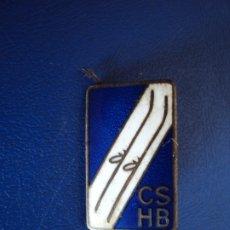 Coleccionismo deportivo: (P-194)INSIGNIA DE AGUJA ESMALTADA CSHB. Lote 177029577