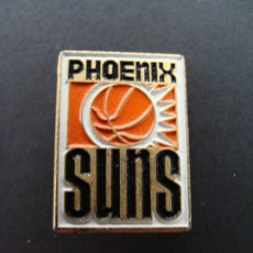 Coleccionismo deportivo: PIN - PHOENIX SUNS BASKET BASQUET BALONCESTO - NBA. Lote 182665503