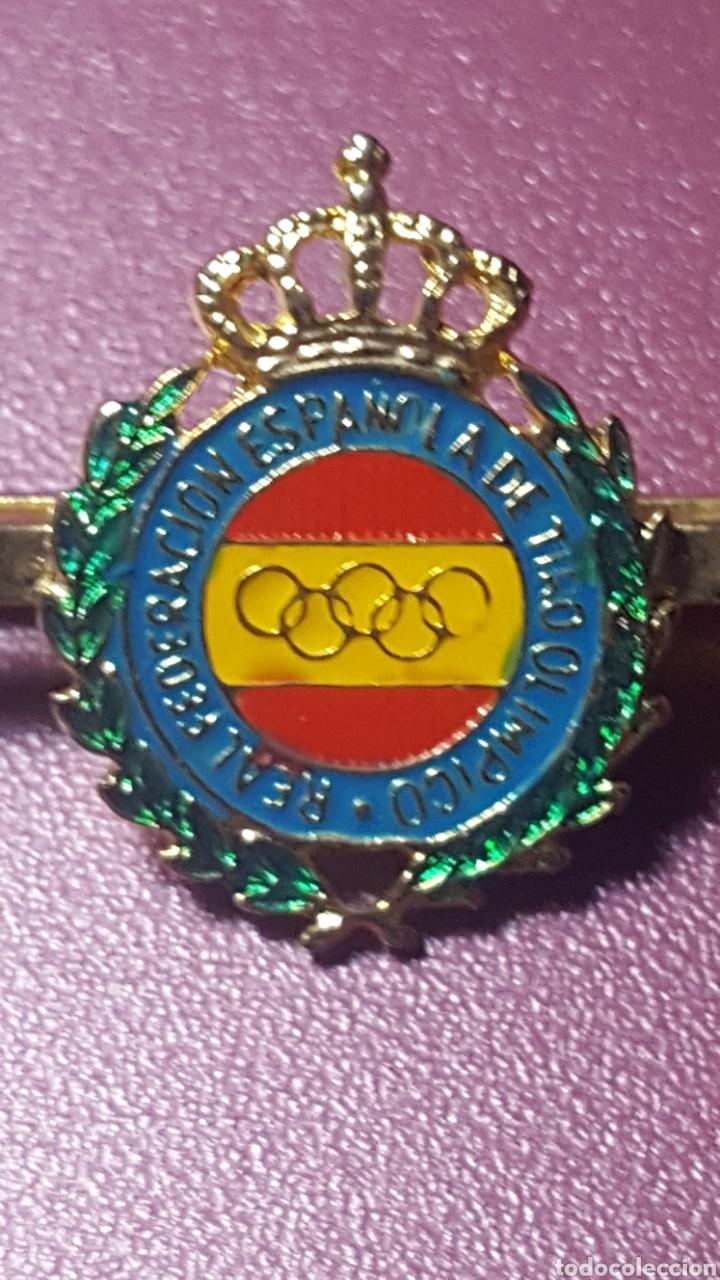 Coleccionismo deportivo: REAL FEDERACIÓN ESPAÑOLA DE TIRO OLIMPICO - Foto 2 - 182722738