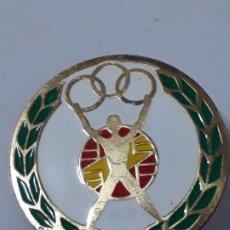 Coleccionismo deportivo: INSIGNIA DE LOS JUEGOS OLÍMPICOS. Lote 183699502