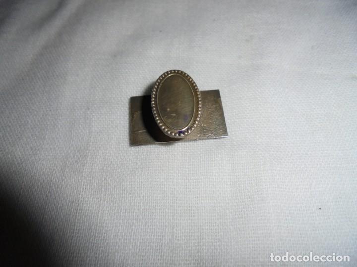 Coleccionismo deportivo: PIN DE SOLAPA DE PLATA CAZA Y PESCA? - Foto 3 - 190547747