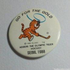 Coleccionismo deportivo: GO FOR THE GOLD OLIMPIADAS SEOUL 1988. Lote 193768078