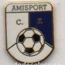 Coleccionismo deportivo: AMISPORT C.F.--MADRID. Lote 194345942