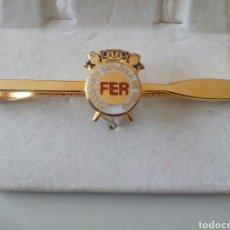 Coleccionismo deportivo: PASACORBATA FEDERACIÓN ESPAÑOLA DE REMO. Lote 194955436
