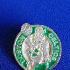 Coleccionismo deportivo: PIN BALONCESTO BOSTON CELTICS 1992. Lote 195980688