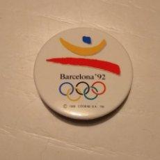 Coleccionismo deportivo: PIN CHAPA DE AGUJA OLIMPIADAS BARCELONA 92. Lote 196633646