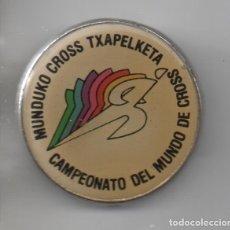 Coleccionismo deportivo: CAMPEONATO DEL MUNDO DER CROSS-AMOREBIETA (VIZCAYA)-28-3-1993-VER MAS FOTOS. Lote 198215737