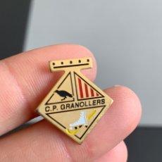 Coleccionismo deportivo: PIN. CLUB PATINAJE GRANOLLERS. Lote 199265410