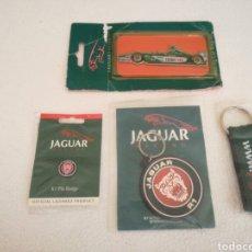 Coleccionismo deportivo: LOTE DE JAGUAR. Lote 206441068