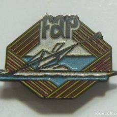Colecionismo desportivo: PIN FAP FEDERACION ARAGONESA PIRAGUISMO. Lote 208682225