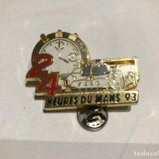 Coleccionismo deportivo: PINS INSIGNIA DE 24 HORAS DE LE MANS 1993 GRAN TURISMO FRANCIA. Lote 208875355