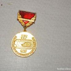 Coleccionismo deportivo: INSIGNIA SOVIETICA.SPARTACIADA 1989 A.URSS. Lote 209295350