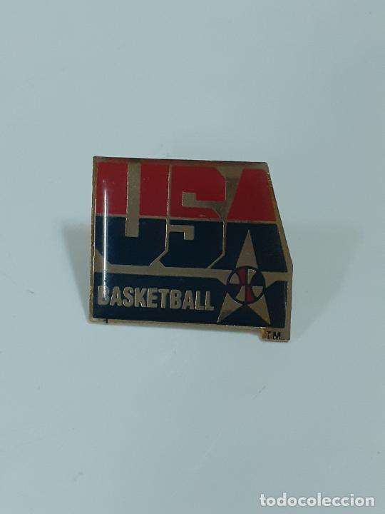 PIN USA BASQUETBALL DREAM TEAM (2025) (Coleccionismo Deportivo - Pins otros Deportes)