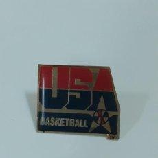 Coleccionismo deportivo: PIN USA BASQUETBALL DREAM TEAM (2025). Lote 209415511