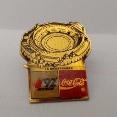 Coleccionismo deportivo: PIN COCA COLA 92. Lote 212172976
