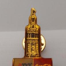 Coleccionismo deportivo: PIN COCA COLA 92. Lote 212173211