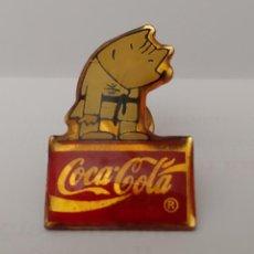Coleccionismo deportivo: PIN COCA COLA 92. Lote 212173471