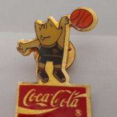 Coleccionismo deportivo: PIN COCA COLA 92. Lote 212173703