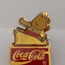 Coleccionismo deportivo: PIN COCA COLA 92. Lote 212173777