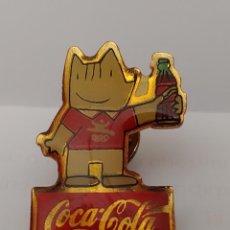 Coleccionismo deportivo: PIN COCA COLA 92. Lote 212173838