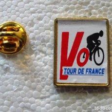 Coleccionismo deportivo: PIN DE DEPORTES. CICLISMO CICLISTA. TOUR DE FRANCE. Lote 213340063