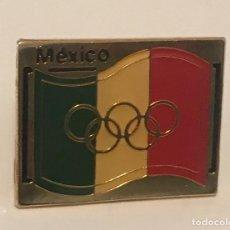 Coleccionismo deportivo: PIN COMITE OLIMPICO MEXICO - OLYMPIC NOC PIN. Lote 214997557