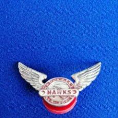 Coleccionismo deportivo: PIN ATLANTA HAWKS AIR FORCE- BALONCESTO. Lote 217211631