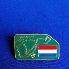 Coleccionismo deportivo: PIN -MOTOCICLISMO -ASSEN HOLANDA. Lote 217717336