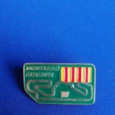Coleccionismo deportivo: PIN -MOTOCICLISMO -MONTMELO-ESPAÑA. Lote 217718910