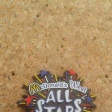 Colecionismo desportivo: PIN / PINS MCDONALD'S NBA BALONCESTO MCDONALDS. Lote 217905372