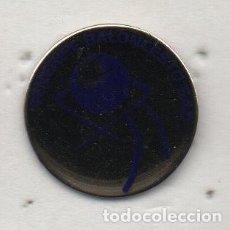 Colecionismo desportivo: TENERIFE BALONCESTO SAD-BALONCESTO-PLATERADO CON LETRAS Y DIBUJO AZUL-TENERIFE. Lote 218595276