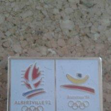 Colecionismo desportivo: PIN / PINS OLIMPIADA 1992 BARCELONA 92 LOGO. Lote 219425925