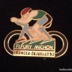 Coleccionismo deportivo: PIN TOUR DE FRANCIA 1992. Lote 221696923