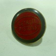 Coleccionismo deportivo: PIN NBA: DETROIT PISTONS. Lote 221706393