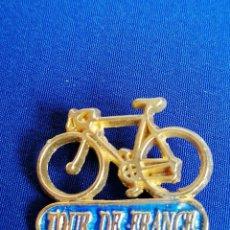 Coleccionismo deportivo: PIN TOUR DE FRANCIA. Lote 222292442