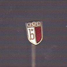 Coleccionismo deportivo: ANTIGUO EMBLEMA ALFILER EQUIPO BALONCESTO BOSNA DE SARAJEVO. Lote 244540815