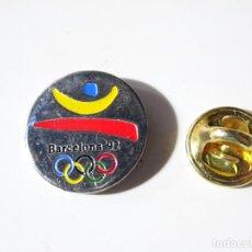Coleccionismo deportivo: PIN DE DEPORTES. JUEGOS OLÍMPICOS OLIMPIADAS. BARCELONA 92 1992. Lote 269077633