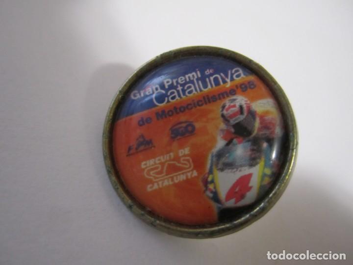 PIN GRAN PREMI DE CATALUNYA DE MOTOCICLISME 98 CIRCUIT DE CATALUNYA (Coleccionismo Deportivo - Pins otros Deportes)