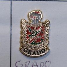 Coleccionismo deportivo: INSIGNIA HERÁLDICOS GRADO ASTURIAS. Lote 261987685