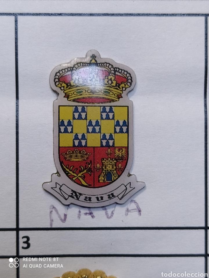 INSIGNIA HERÁLDICOS NAVA ASTURIAS (Coleccionismo Deportivo - Pins otros Deportes)