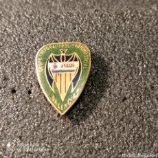 Coleccionismo deportivo: PIN GRUPO CULTURAL CROS-TURISMO SOCIAL - VALENCIA. Lote 265658184